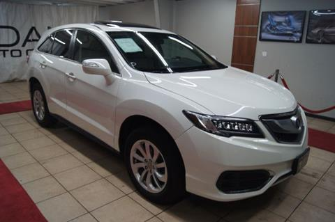 2016 Acura RDX for sale in Charlotte, NC