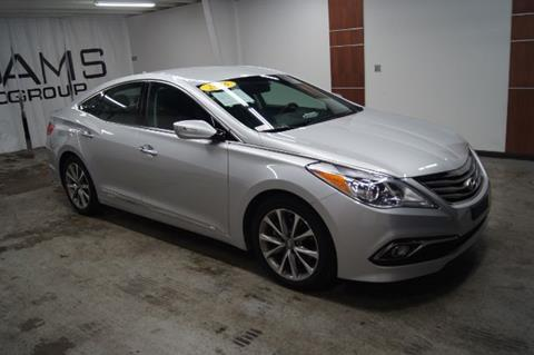 2016 Hyundai Azera for sale in Charlotte, NC