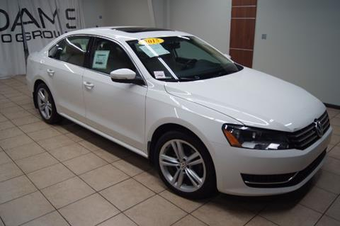 2015 Volkswagen Passat for sale in Charlotte, NC