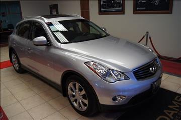 2012 Infiniti EX35 for sale in Charlotte, NC
