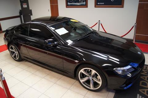 2010 BMW 6 Series for sale in Charlotte, NC