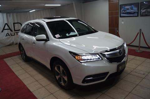 2016 Acura MDX for sale in Charlotte, NC
