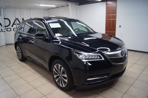 2014 Acura MDX for sale in Charlotte, NC