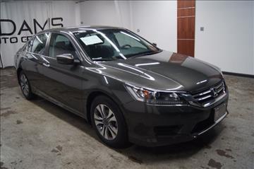 2014 Honda Accord for sale in Charlotte, NC