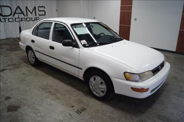 1995 toyota corolla for sale. Black Bedroom Furniture Sets. Home Design Ideas
