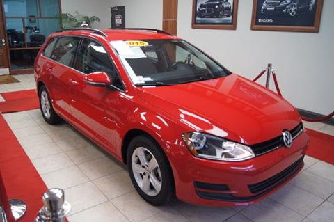 2015 Volkswagen Golf SportWagen for sale in Charlotte, NC