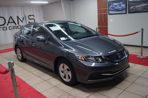 2013 Honda Civic for sale in Charlotte, NC