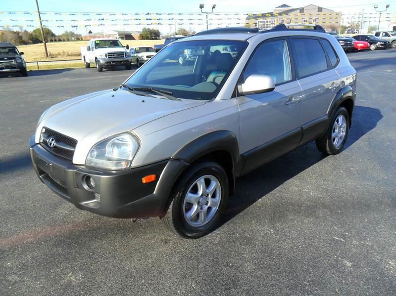 2005 hyundai tucson gls 4dr suv in tyler tx j l auto sales. Black Bedroom Furniture Sets. Home Design Ideas