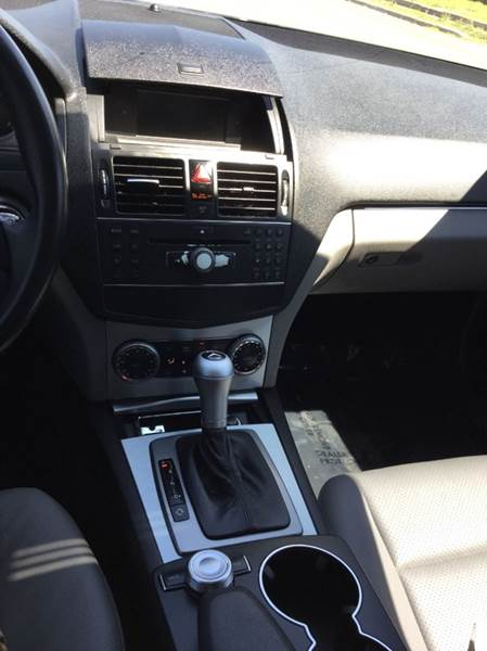 2008 Mercedes-Benz C-Class C300 Luxury 4dr Sedan - San Antonio TX