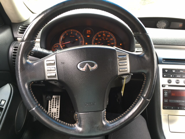 2005 Infiniti G35 Base Rwd 2dr Coupe - San Antonio TX