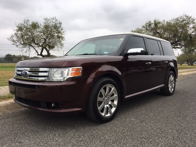 2012 ford flex titanium 4dr crossover in san antonio tx. Black Bedroom Furniture Sets. Home Design Ideas