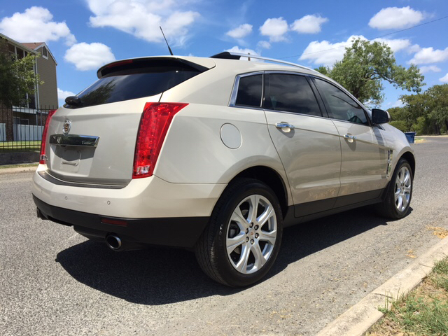2010 Cadillac Srx Premium Collection 4dr Suv In San
