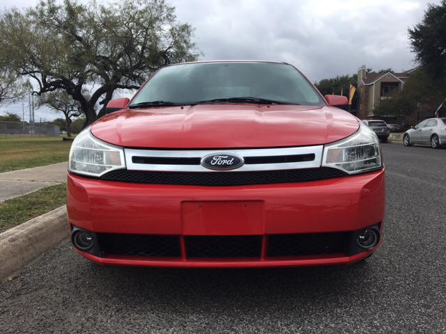 2008 Ford Focus SE 4dr Sedan - San Antonio TX