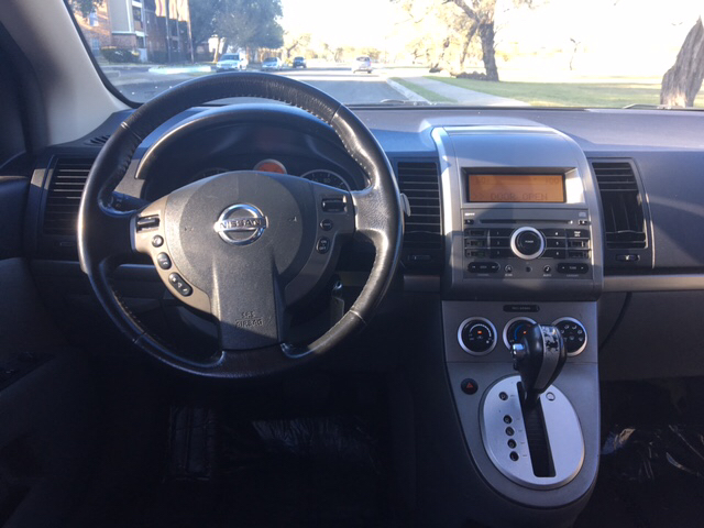 2007 Nissan Sentra 2.0 S 4dr Sedan (2L I4 6M) - San Antonio TX