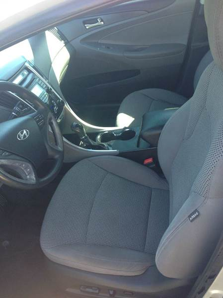 2011 Hyundai Sonata GLS 4dr Sedan 6A - San Antonio TX