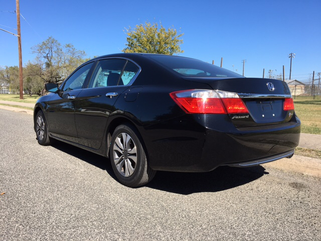 2013 Honda Accord LX 4dr Sedan CVT - San Antonio TX