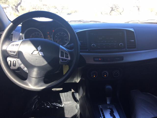 2015 Mitsubishi Lancer ES 4dr Sedan CVT - San Antonio TX