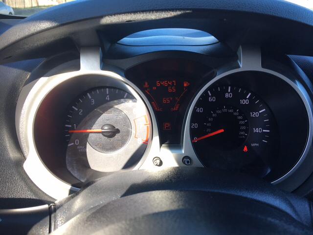 2012 Nissan JUKE SV 4dr Crossover CVT - San Antonio TX