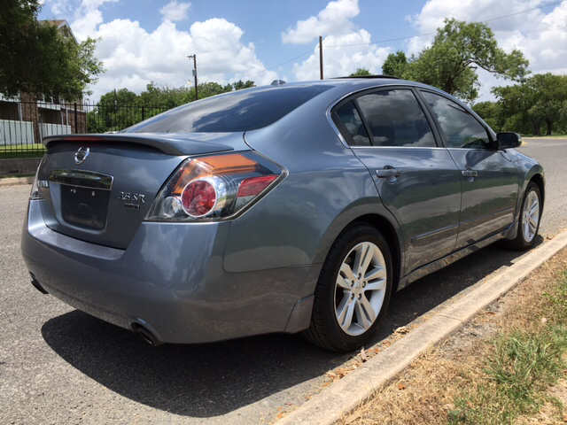 2012 Nissan Altima 3.5 SR 4dr Sedan In San Antonio TX - Super Car Lot