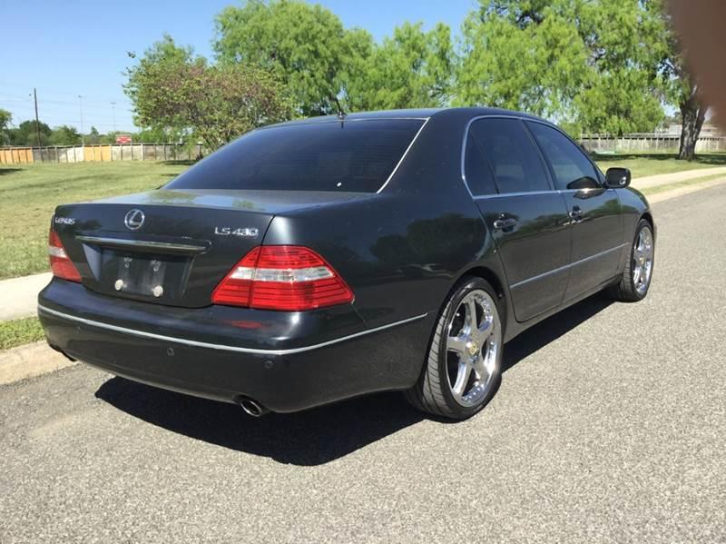 2006 Lexus LS 430 4dr Sedan - San Antonio TX
