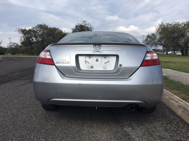 2008 Honda Civic LX 2dr Coupe 5A - San Antonio TX