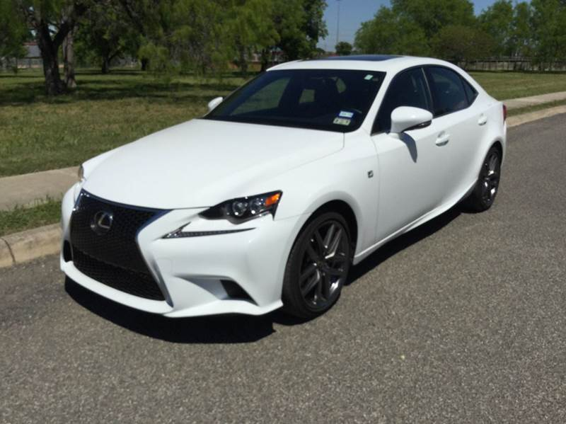 2015 Lexus IS 250 Base 4dr Sedan - San Antonio TX