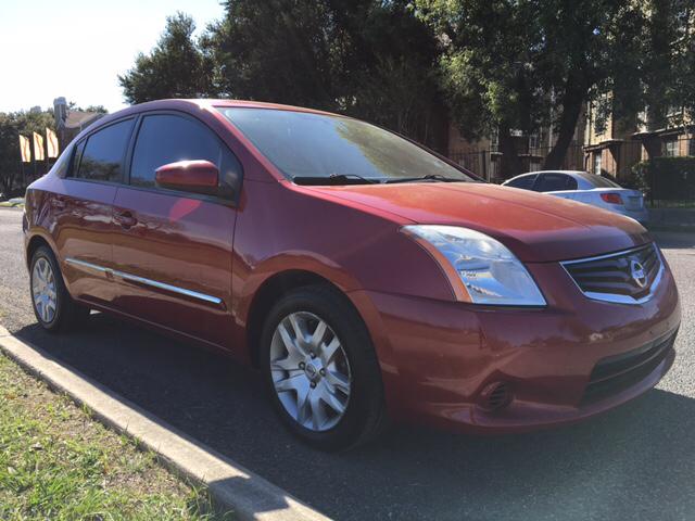 2011 Nissan Sentra 2.0 S 4dr Sedan - San Antonio TX