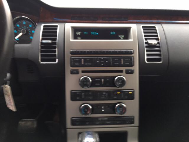 2012 Ford Flex Titanium 4dr Crossover - San Antonio TX
