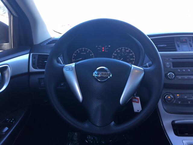2014 Nissan Sentra SL 4dr Sedan - San Antonio TX
