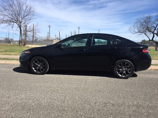 2015 Dodge Dart SE 4dr Sedan - San Antonio TX