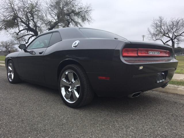 2013 Dodge Challenger SXT 2dr Coupe - San Antonio TX