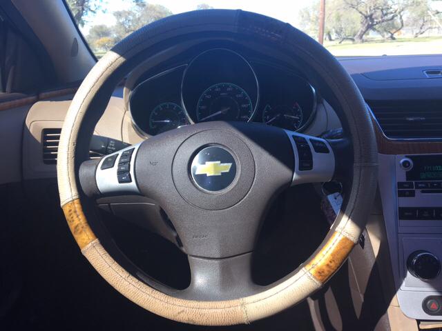 2011 Chevrolet Malibu LT 4dr Sedan w/1LT - San Antonio TX