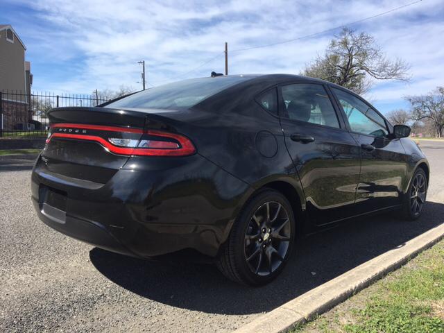 2015 Dodge Dart SE 4dr Sedan - San Antonio TX