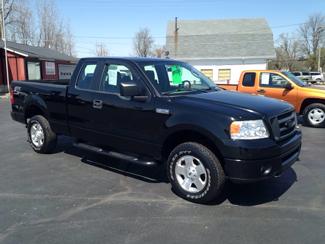 2006 ford f 150 stx 4dr supercab 4wd styleside 6 5 ft sb in anderson in winkle auto sales. Black Bedroom Furniture Sets. Home Design Ideas