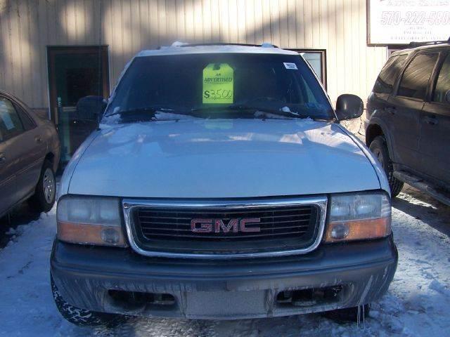 1999 GMC Jimmy