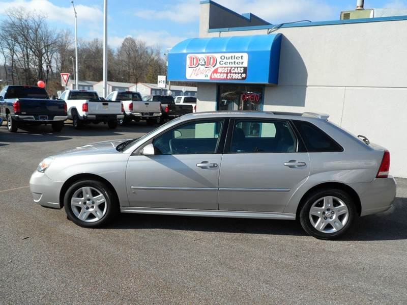 2006 chevrolet malibu maxx lt 4dr hatchback in belleville. Black Bedroom Furniture Sets. Home Design Ideas