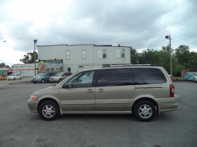 Used 1997 Oldsmobile Silhouette Base 3dr Std Passenger Van