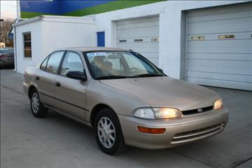 1997 GEO Prizm for sale in Noblesville, IN