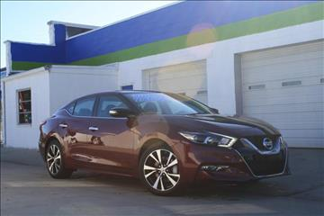 2017 Nissan Maxima for sale in Noblesville, IN