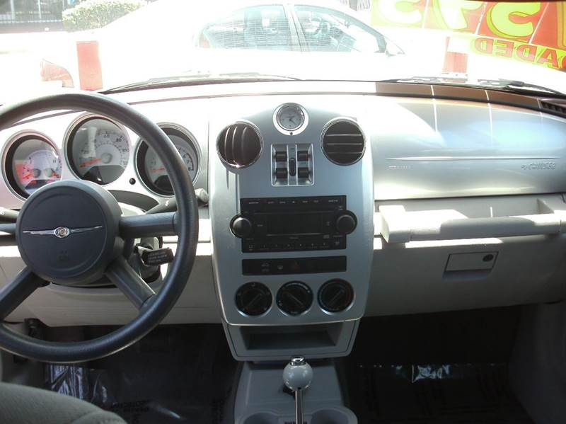 2008 Chrysler PT Cruiser Base 2dr Convertible - CHULA VISTA CA