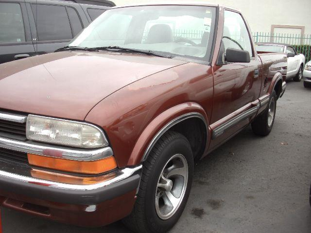 1998 Chevrolet S10 Base - CHULA VISTA CA