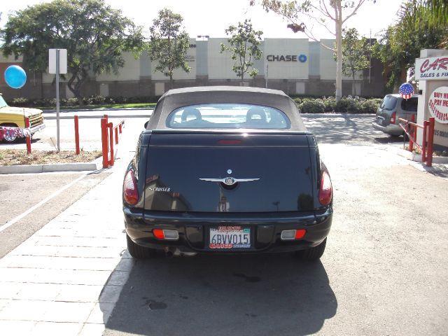 2008 Chrysler PT Cruiser Convertible - CHULA VISTA CA