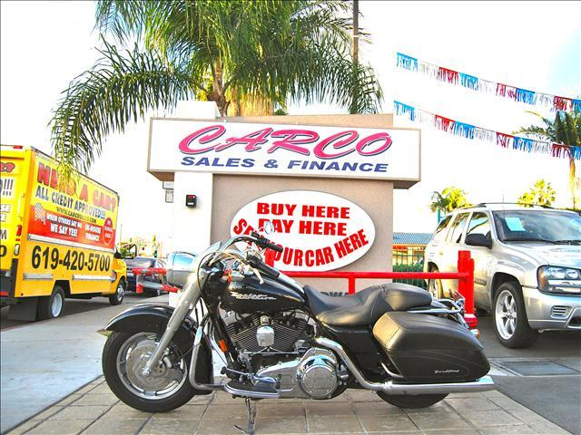 2007 Harley-Davidson ROADKING