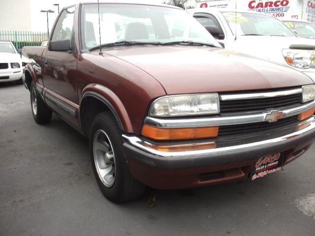 1998 Chevrolet S10 Base - CHULA VISTA CA
