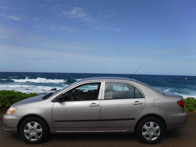 2003 Toyota Corolla