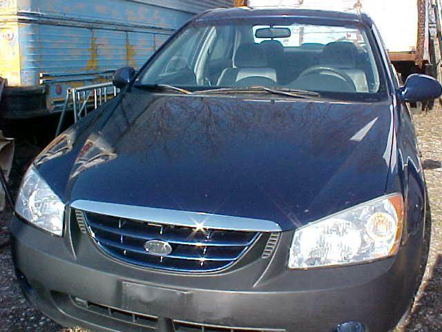 2006 Kia Spectra