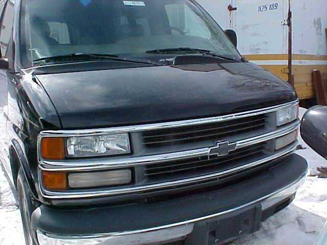 1999 Chevrolet City Express Cargo