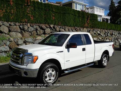 2011 Ford F-150 for sale in Kirkland, WA