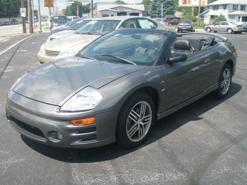 2003 mitsubishi eclipse spyder gts 2dr convertible in mishawaka in autoworks. Black Bedroom Furniture Sets. Home Design Ideas