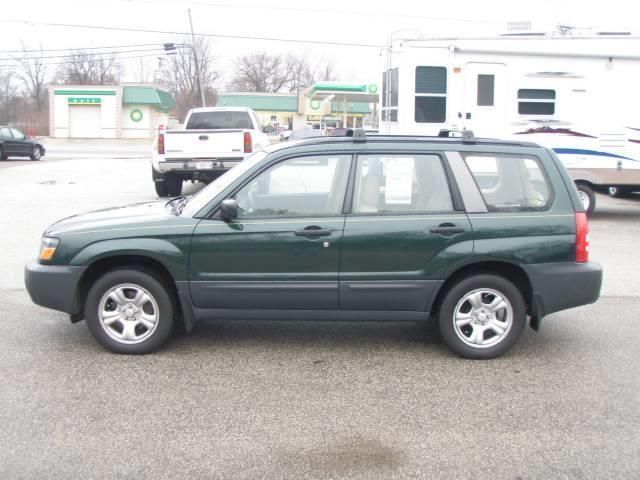 2005 subaru forester 2 5x in mishawaka in autoworks. Black Bedroom Furniture Sets. Home Design Ideas